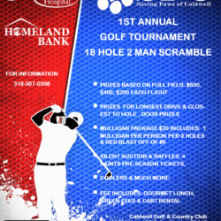SPC -1ST ANNUAL GOLF TOURNAMENT